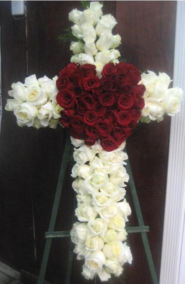 Cross of Roses