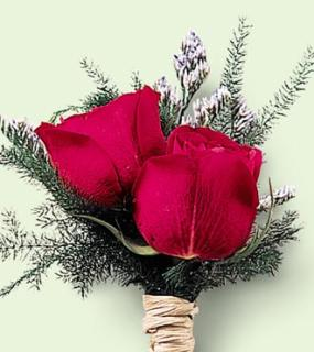 Boutonniere - Spray Rose
