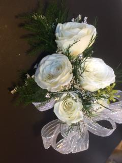 Corsage - Spray Roses